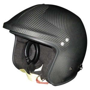 Kask BSR BF1-R7 karbonowy- mat
