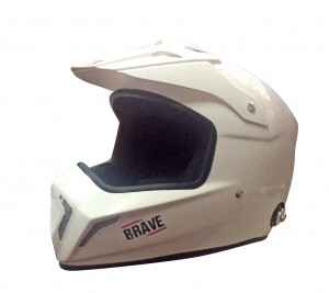 Kask BRAVE FIA Cross Car